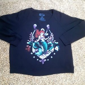 💋Little Mermaid Pull Over Sweater-M🧜♂️